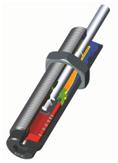 Immagine tecnica n°1 relativa ai Deceleratori in Miniatura SERIE MC150-MC600