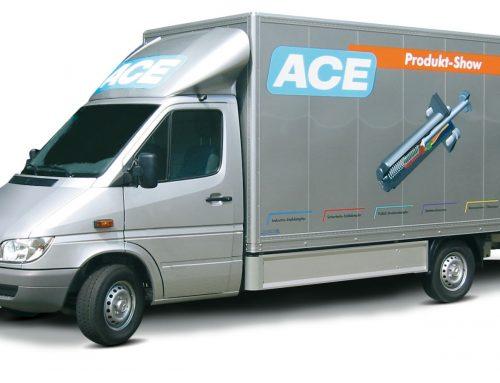 RTI in viaggio con i prodotti ACE
